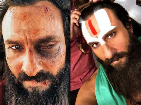 Just in: These pictures of Saif Ali Khan from Laal Kaptaan deserve your attention