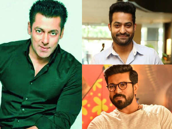 Superstars Salman Khan, Ram Charan and Jr NTR to come together for the Da-Bangg tour?