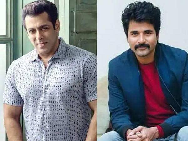 Salman Khan to launch the promo of Sivakarthikeyan's Hero