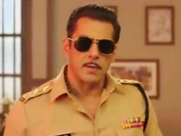 Salman Khan drops the teaser of the much-awaited Dabangg 3