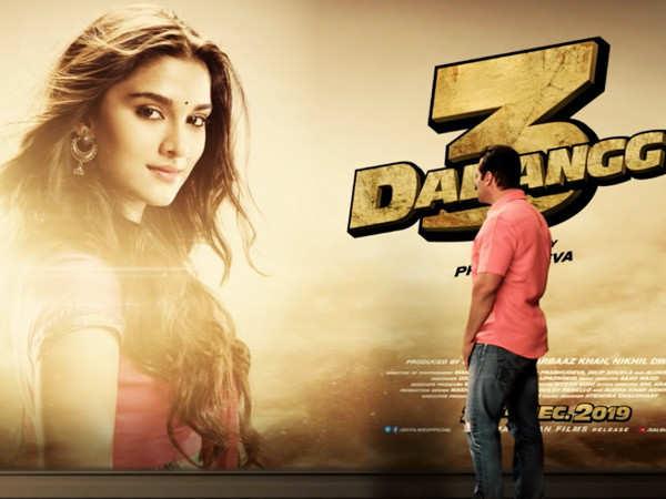 Salman Khan introduces debutante Saiee Manjrekar with a special video