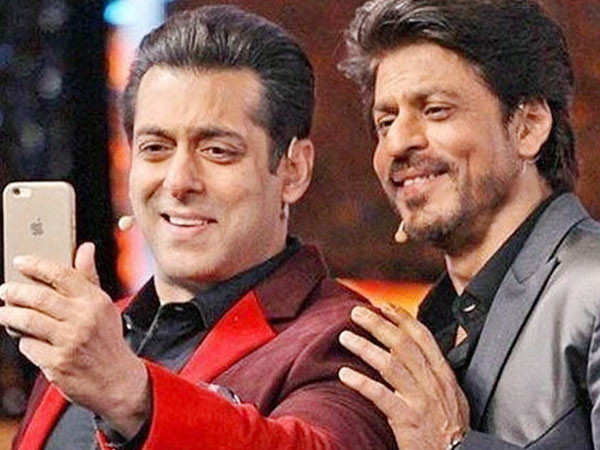 Salman Khan calls Shah Rukh Khan his hero
