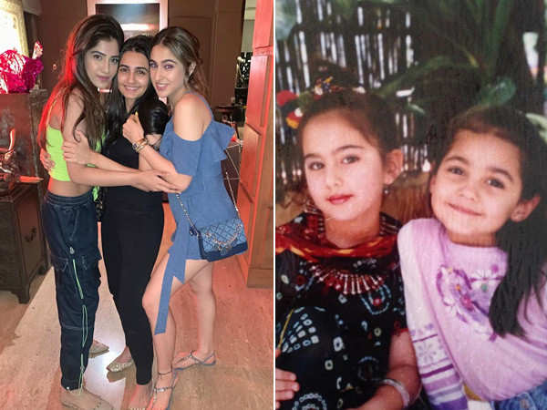 Sara Ali Khan has the sweetest wish for her first friend
