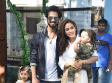"""Sometimes it's nice, sometimes frustrating"" – Shahid Kapoor on fatherhood"