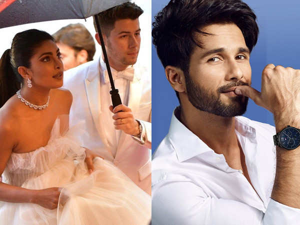 Shahid Kapoor has the best marriage advice for Priyanka Chopra