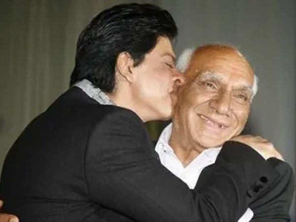 Here's what made Shah Rukh Khan miss late Yash Chopra