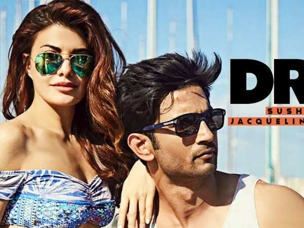 Sushant Singh Rajput and Jacqueline Fernandez's Drive finally gets a release date