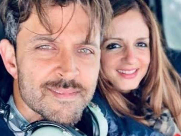 Sussanne Khan is blown away by Hrithik Roshan's performance in War