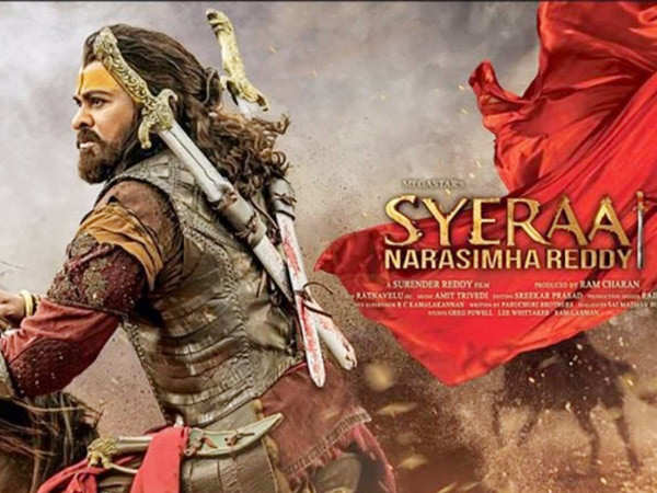 Sye Raa Narasimha Reddy falls prey to online piracy