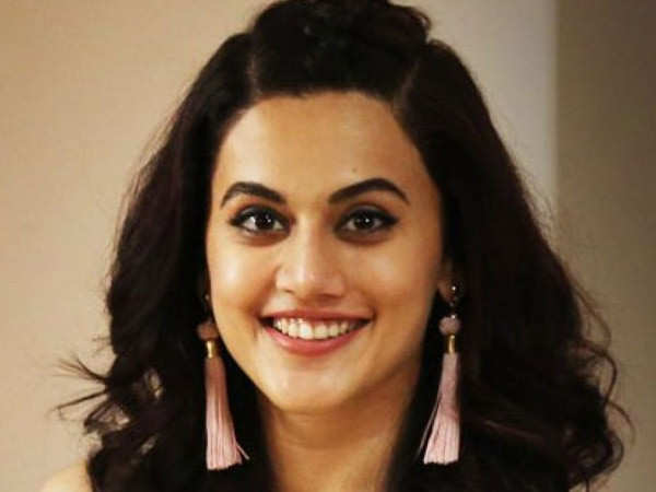 Here's why Taapsee Pannu will undergo a massive physical transformation for her next film