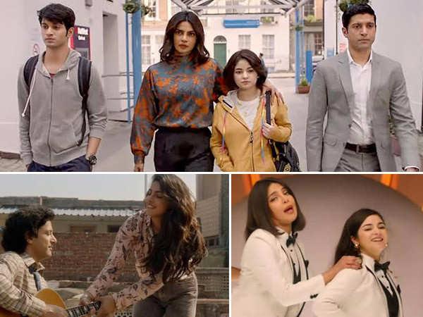 The Sky Is Pink: 5 reasons why you must watch the Priyanka Chopra and Farhan Akhtar starrer