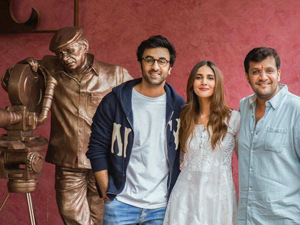 Working with Ranbir helped me become a better actor - Vaani Kapoor