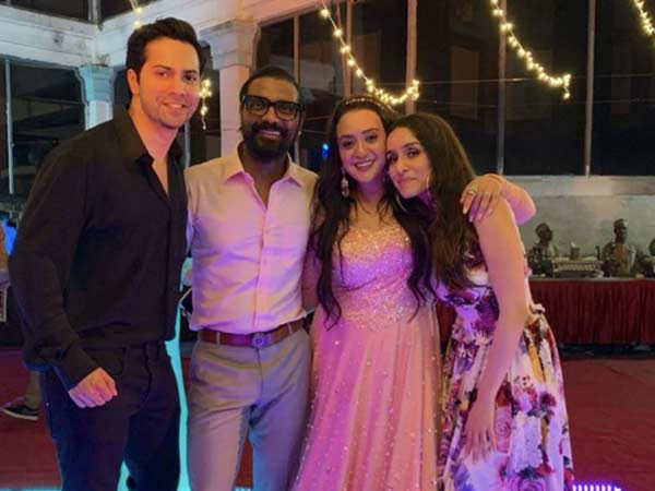 Here's what Varun Dhawan has to say to Remo D'Souza on marrying his wife thrice