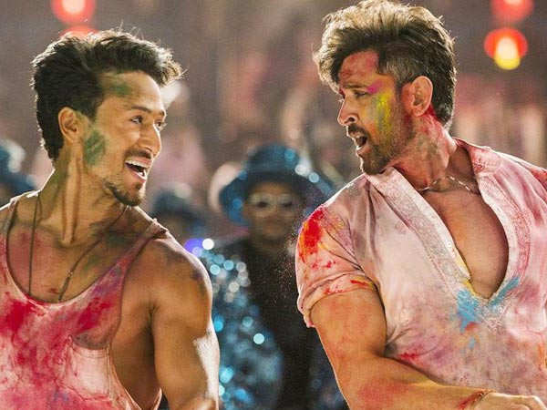 War to enter the Rs 200 crore club today