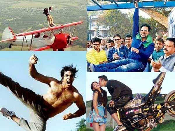 10 pictures that prove Akshay Kumar is the ultimate Khiladi