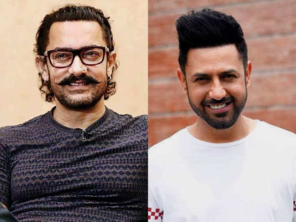 Here's what Gippy Grewal gifted Aamir Khan as a token of good luck