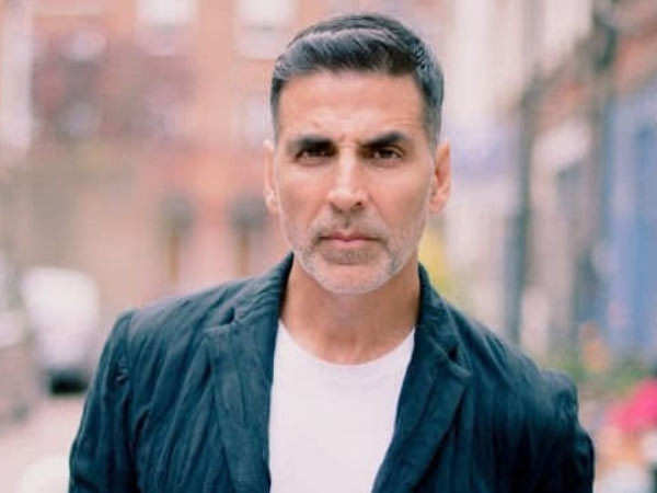 """Entertaining is in my blood"" - Akshay Kumar"