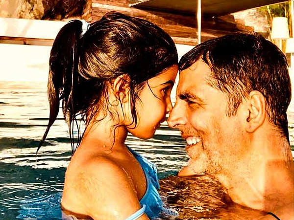Akshay Kumar has the sweetest message for his baby girl Nitara