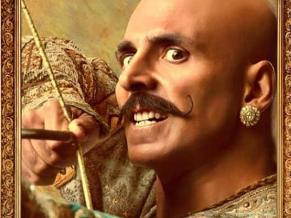 Akshay Kumar took two and a half hours to get his look for Housefull 4