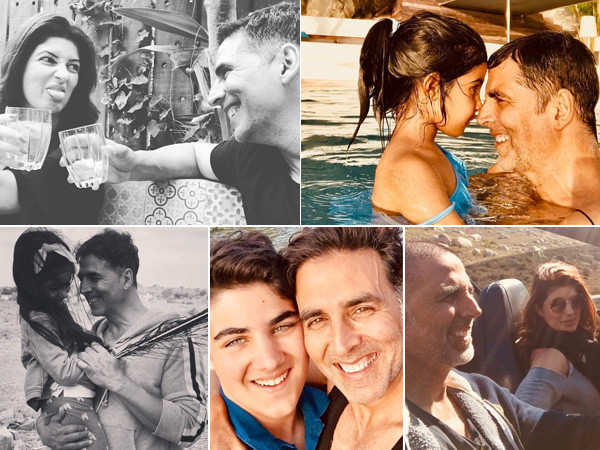 Birthday Special: Akshay Kumar's most adorable family pictures