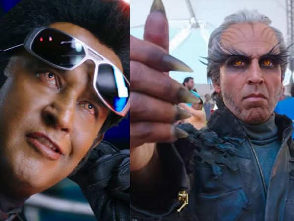 Rajinikanth and Akshay Kumar's 2.0 releases in 48,000 screens across China