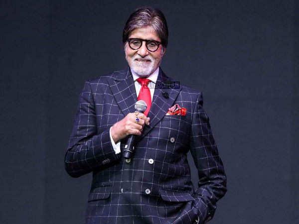 Amitabh Bachchan wraps up shooting for Jhund