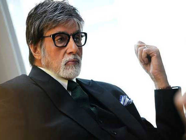Amitabh Bachchan coins a Hindi word for selfie