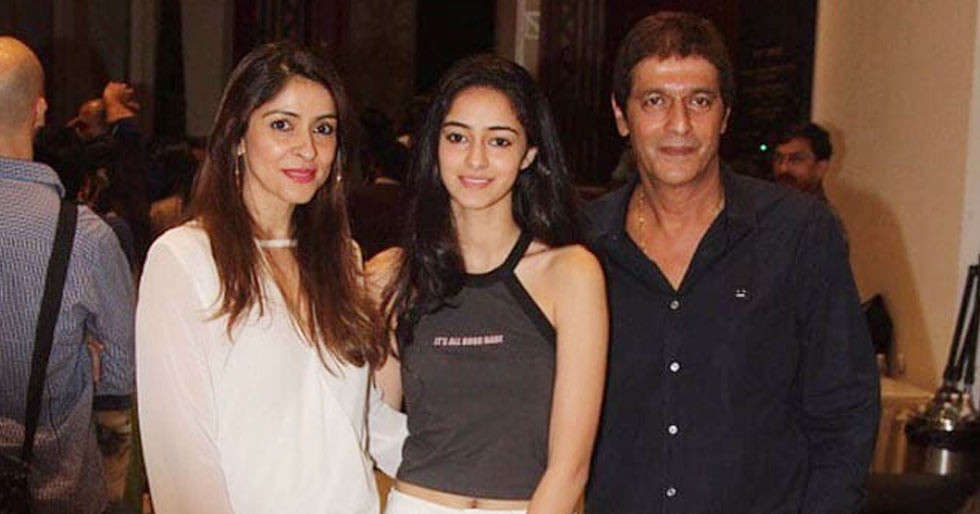 Ananya Panday says her parents want her to have the final say in her career