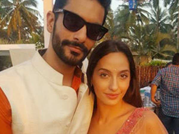 """There is dignity in silence"" - Angad Bedi on ex girlfriend Nora Fatehi"