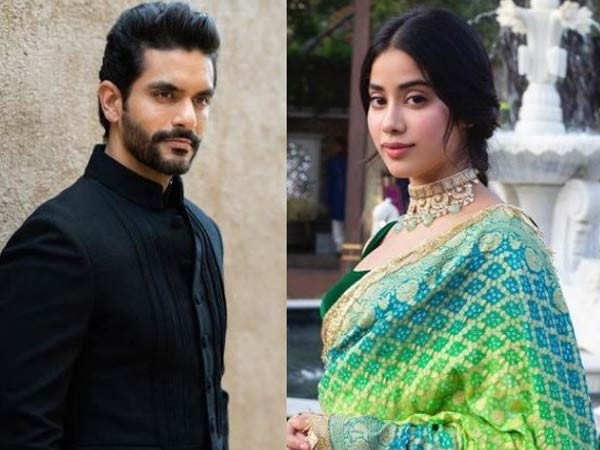 Can see a glimpse of Sridevi ji in her eyes - Angad Bedi on Janhvi Kapoor