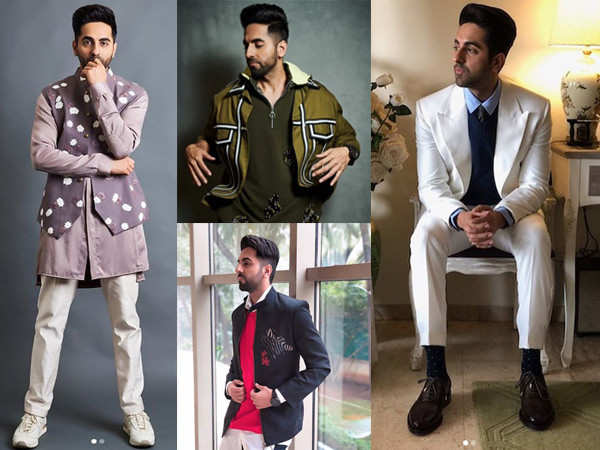 10 most stylish recent appearances of Ayushmann Khurrana
