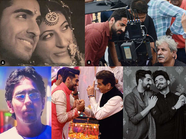 35 best Instagram posts of birthday star Ayushmann Khurrana