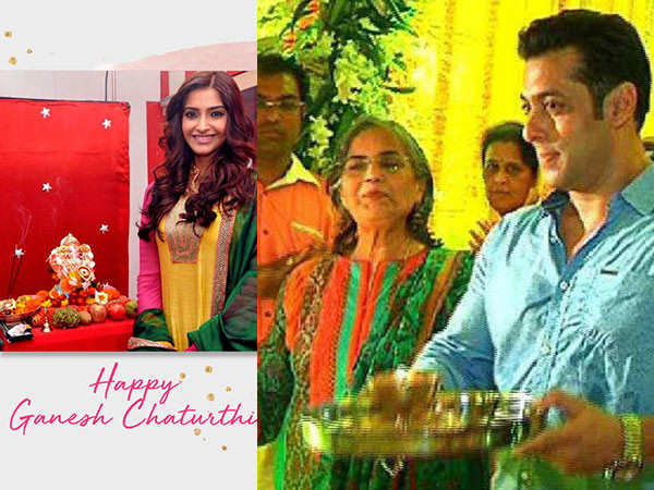 Bollywood stars wish fans on Ganesh Chaturthi
