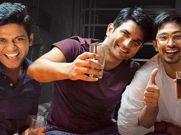 Chhichhore has a fantastic first weekend at the box-office