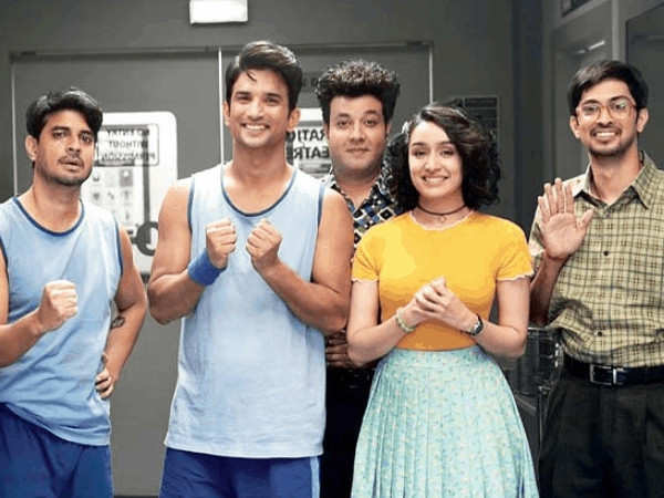 Chhichhore passes the Monday test with flying colours