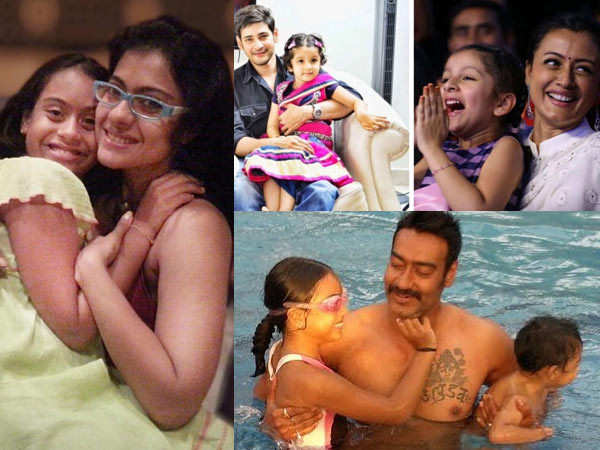 Happy Daughter's Day: Bollywood stars send out special wishes to their girls