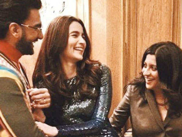 Alia Bhatt and Ranveer Singh express gratitude as Gully Boy goes to Oscars