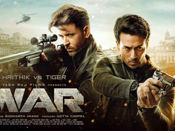 Hrithik Roshan and Tiger Shroff shot in the Arctic Circle for War