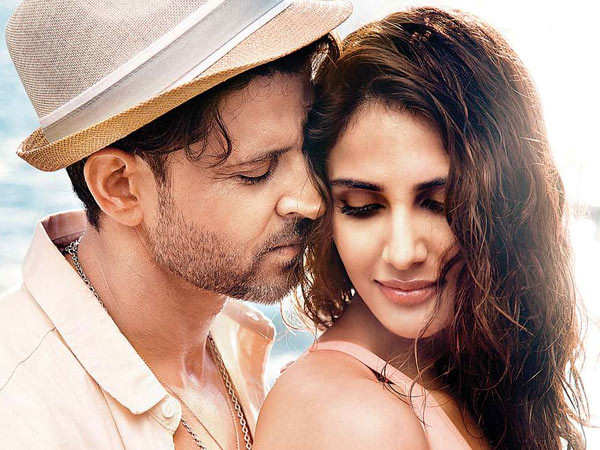 Hrithik Roshan and Vaani Kapoor to sizzle in Ghungroo from War