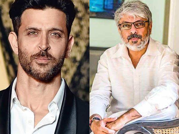 Hrithik Roshan to replace Salman Khan in Sanjay Leela Bhansali's Inshallah?