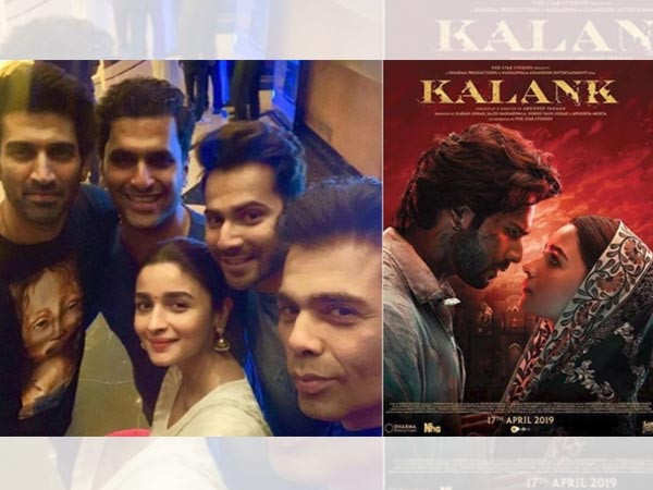 Karan Johar talks about the reason behind Kalank's failure