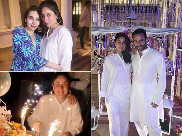 Taking you inside Kareena Kapoor Khan's 39th birthday bash