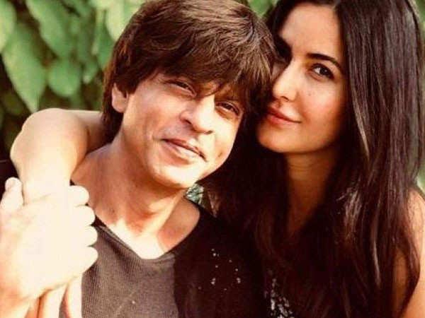 Katrina Kaif to star opposite Shah Rukh Khan in Ali Abbas Zafar's next?