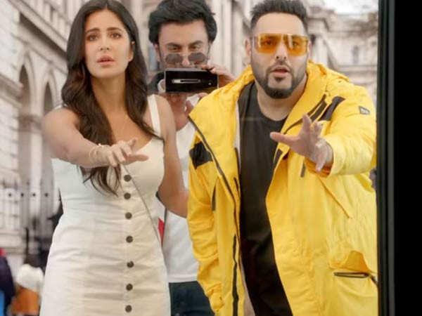 Katrina Kaif shuts rumours about her recent ad with Ranbir Kapoor