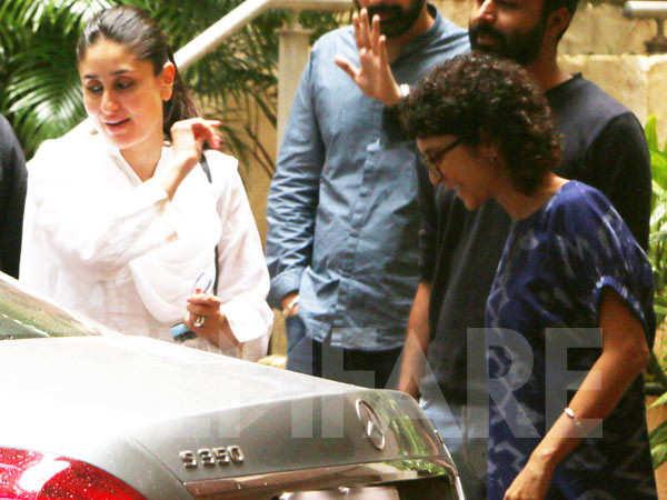 Aamir Khan and Kareena Kapoor Khan start preparing for Lal Singh Chaddha