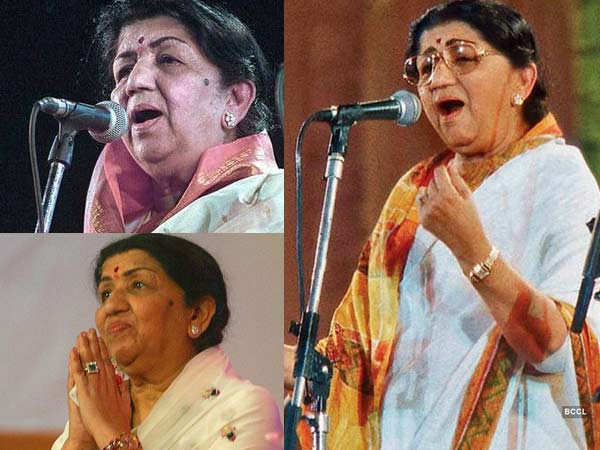 Top solo tracks of Lata Mangeshkar