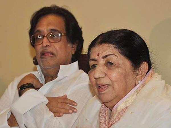 """""""Didi's voice comes from her rooh"""" - Hridaynath Mangeshkar"""