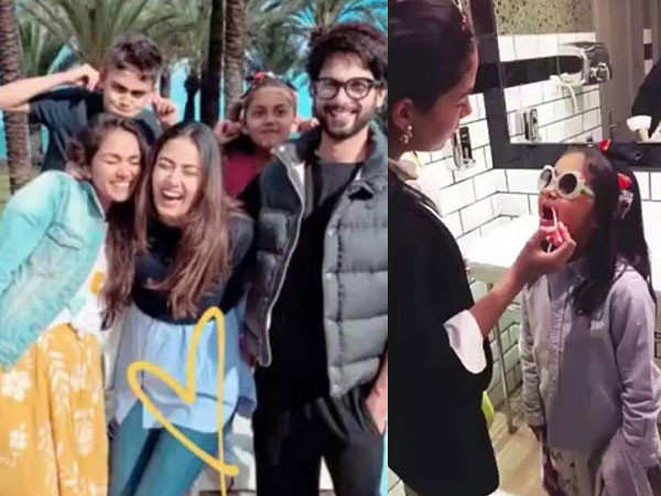 Mira Kapoor gets showered with special wishes on her 25th birthday