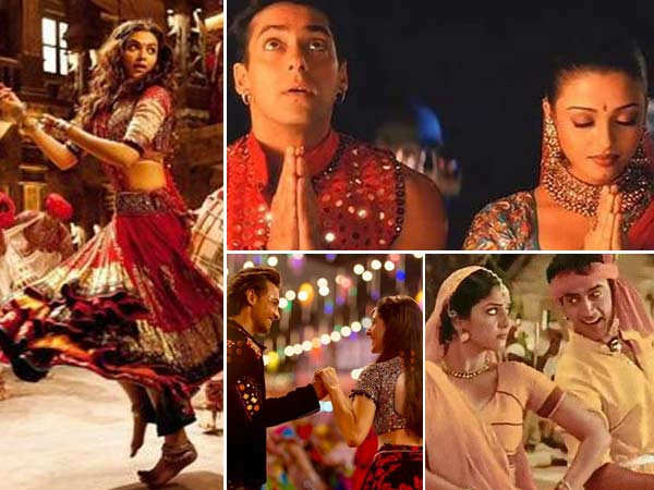 10 Bollywood songs that are perfect to groove to this Navratri
