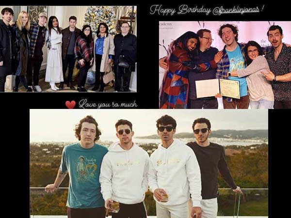 Priyanka Chopra and Nick Jonas' special birthday wish for Frankie Jonas